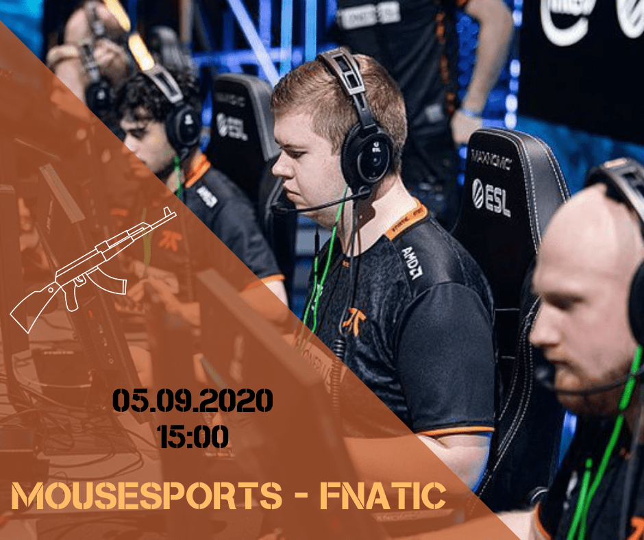 Mousesports - Fnatic