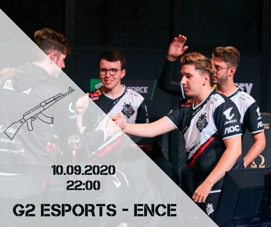 G2 eSports - ENCE