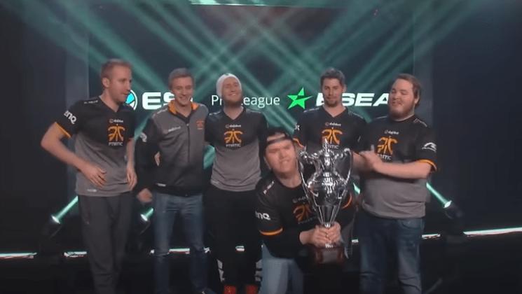 Эра Fnatic в Counter-Strike: Global Offensive – чем запомнились игроки команды?