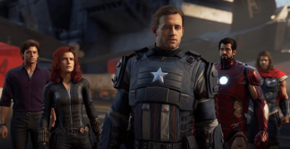 Marvel's Avengers: A-Day