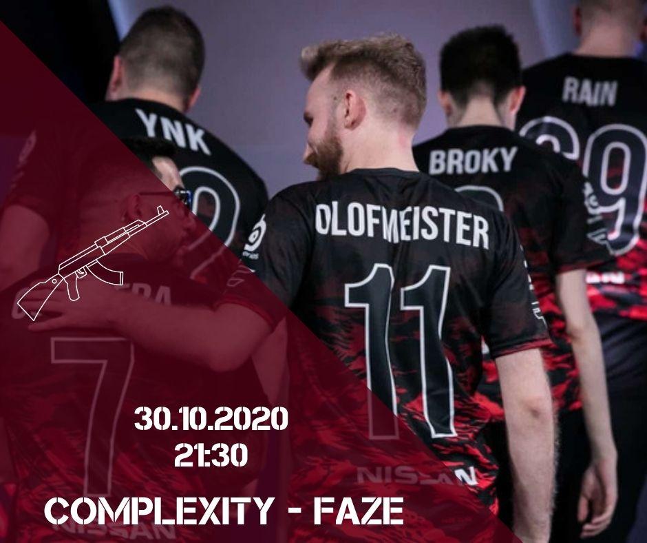 CompLexity - FaZe