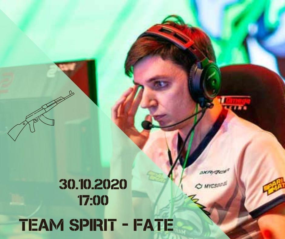 Team Spirit - FATE