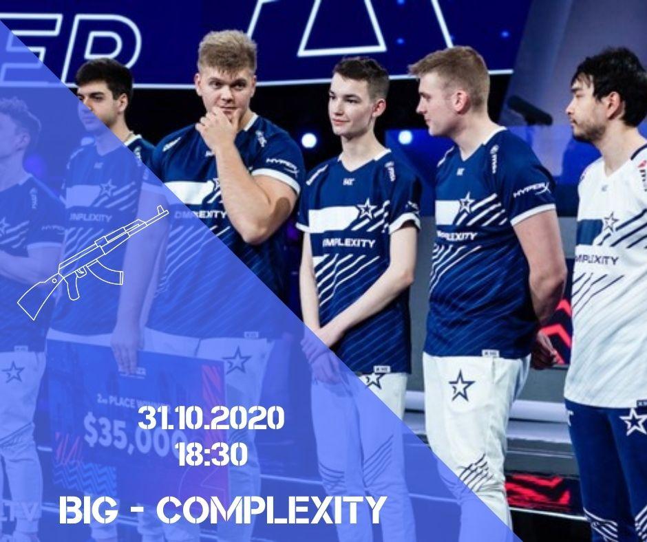 BIG - CompLexity