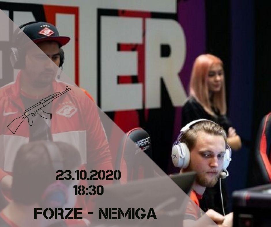 ForZe - Nemiga