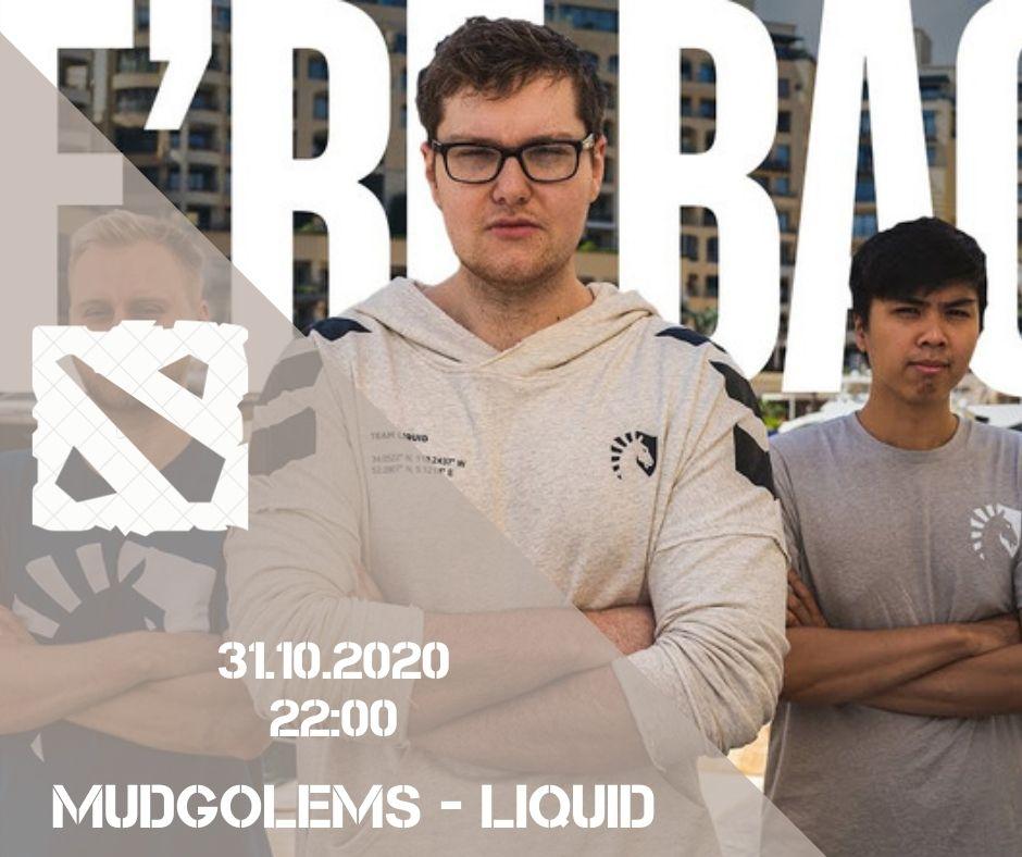 Mudgolems - Liquid