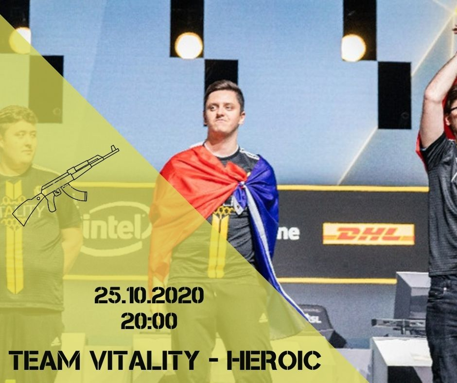 Team Vitality - Heroic