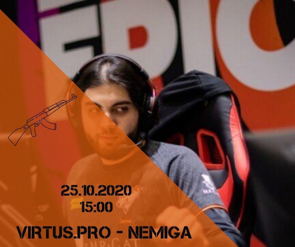 Virtus.pro - Nemiga