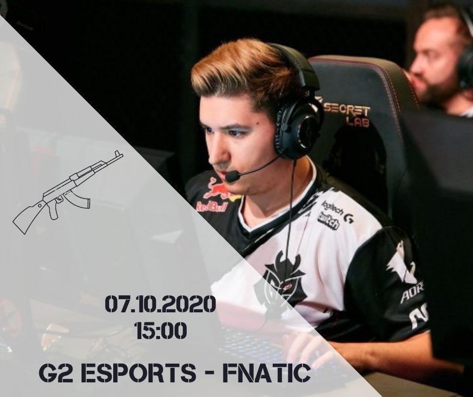 G2 eSports - Fnatic