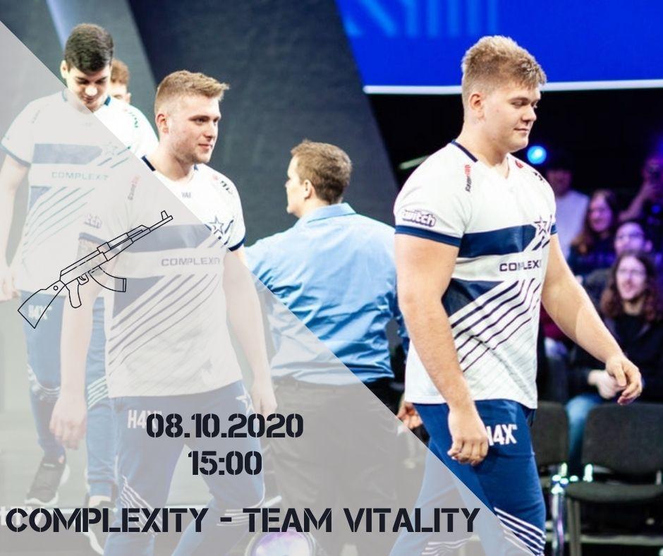 CompLexity - Team Vitality