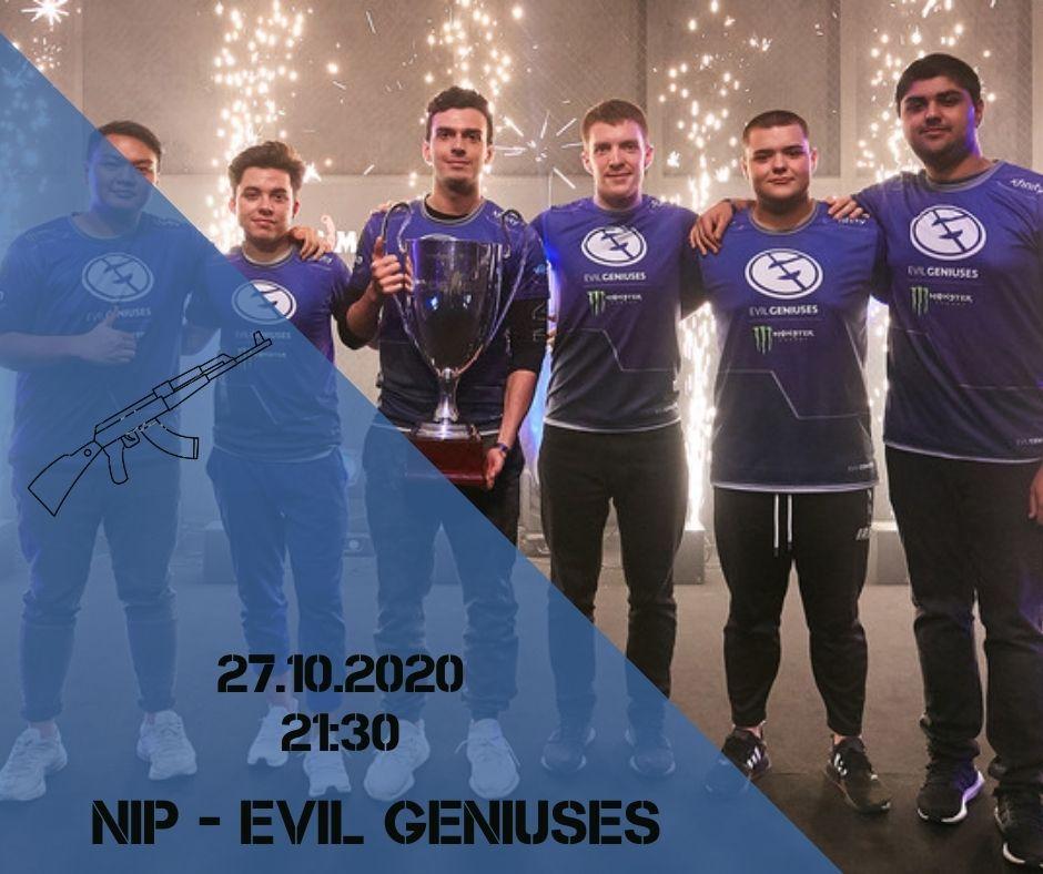 NiP - Evil Geniuses