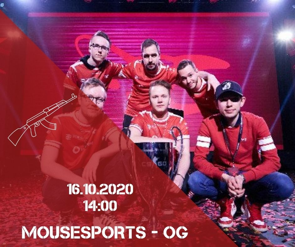 Mousesports - OG
