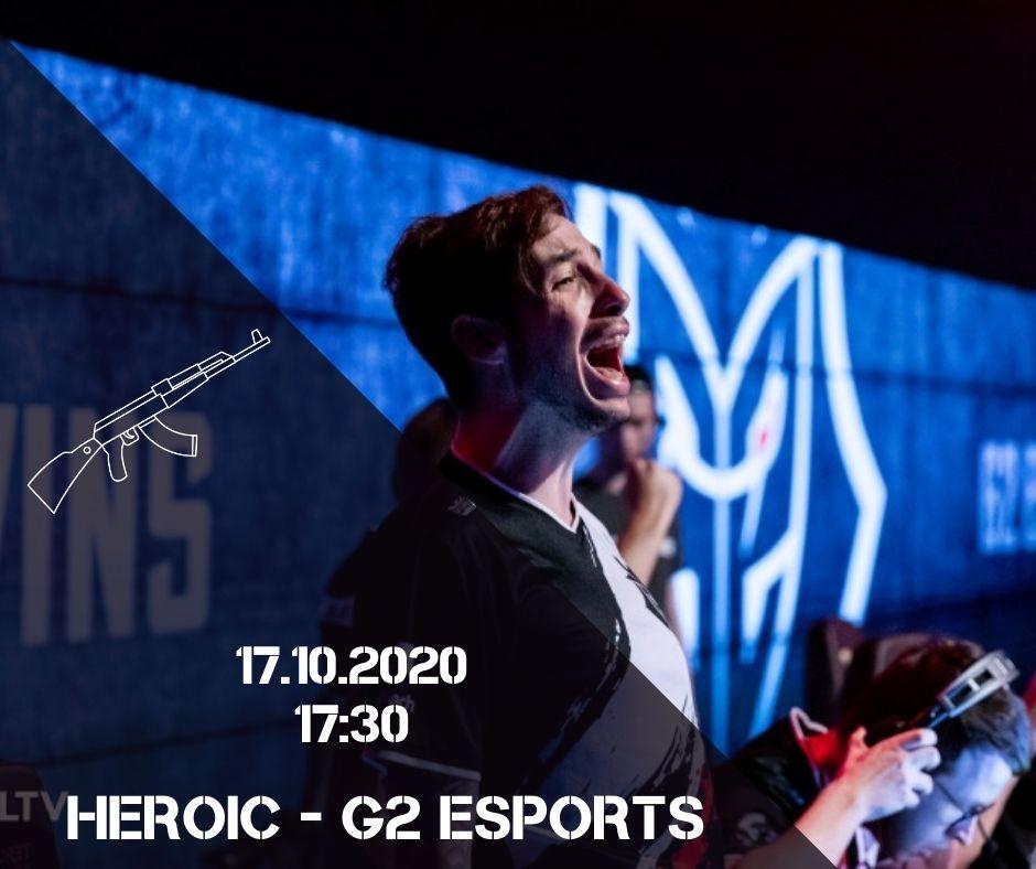 Heroic - G2 eSports