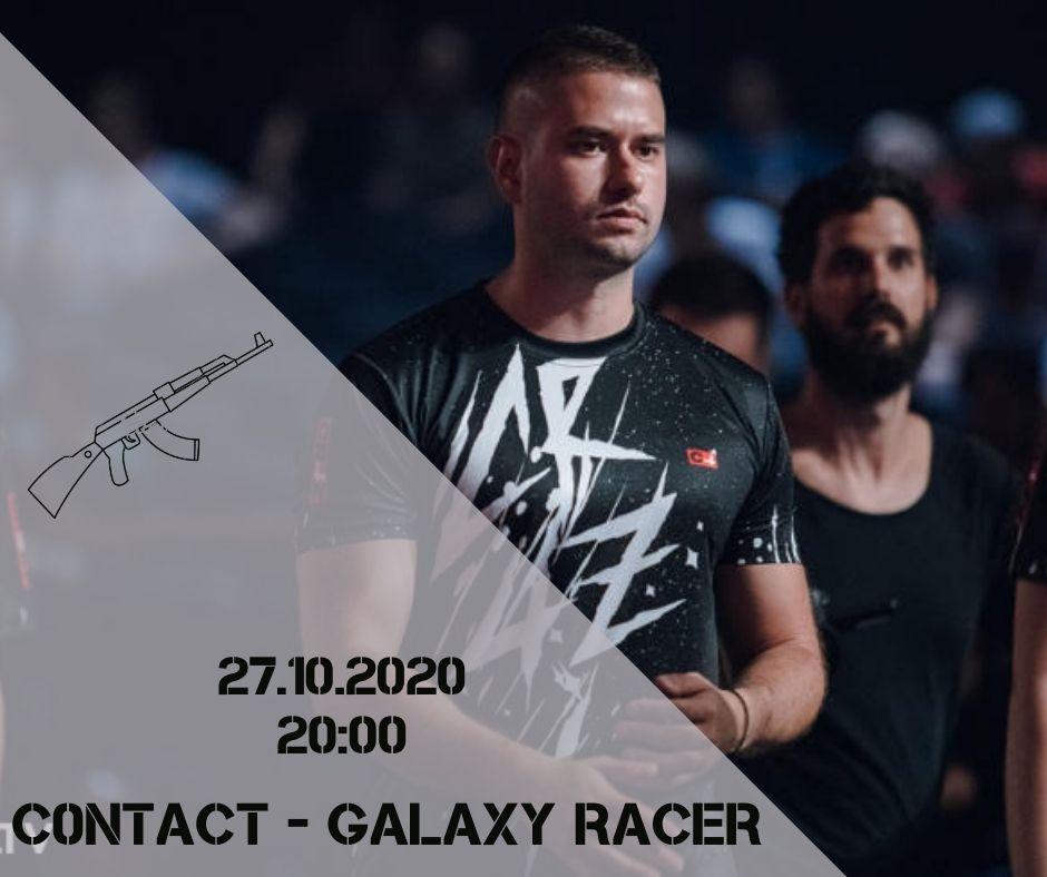 C0ntact - Galaxy Racer