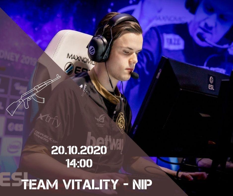Team Vitality - NiP