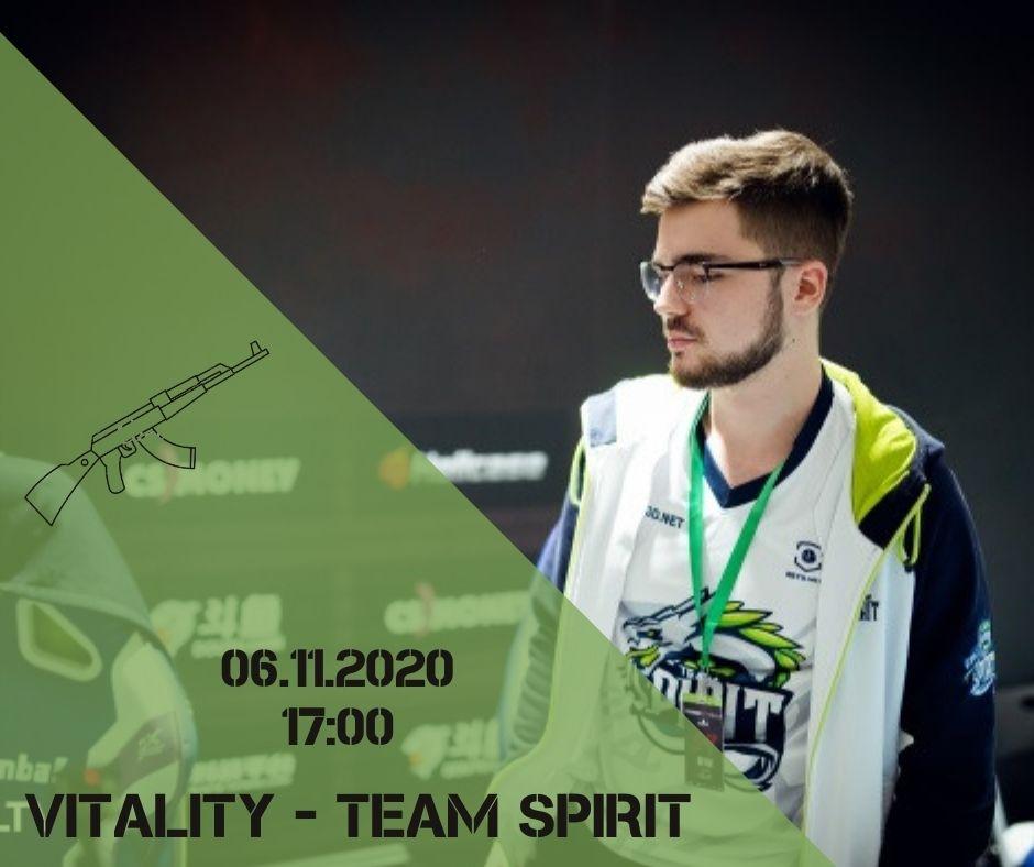 Vitality - Team Spirit