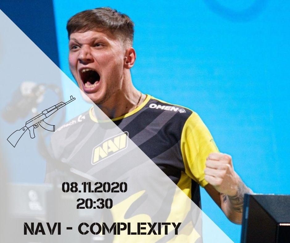 Natus Vincere - CompLexity