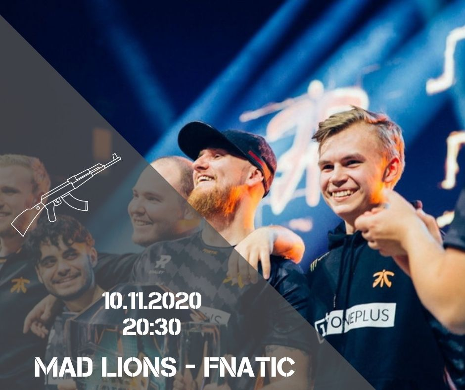 MAD Lions - Fnatic
