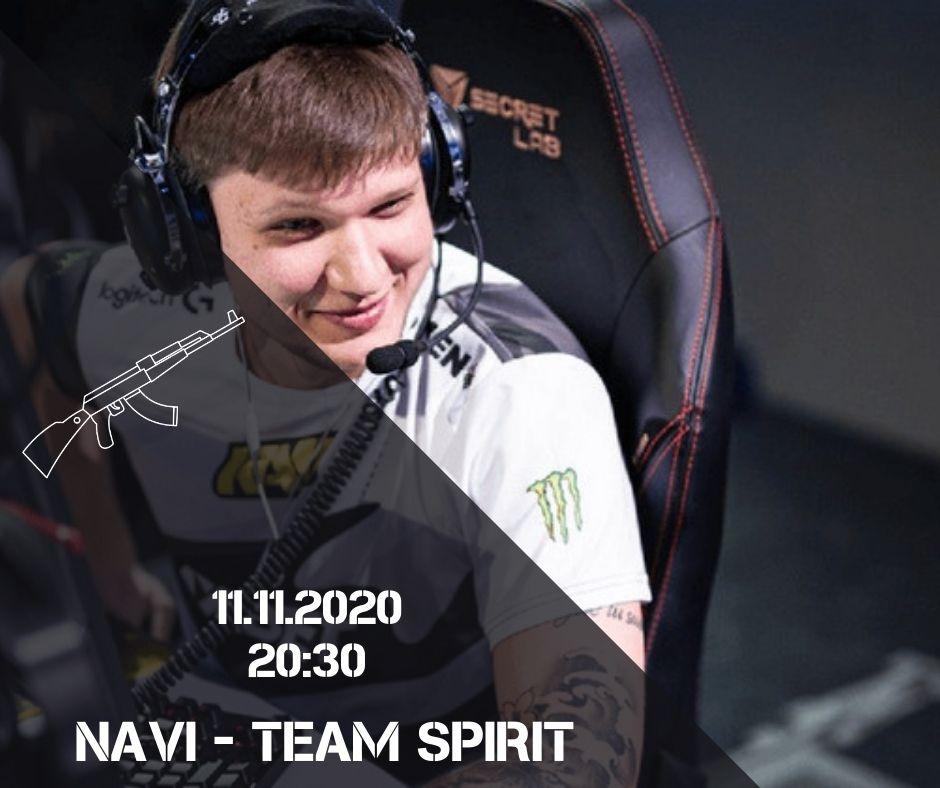 Natus Vincere - Team Spirit