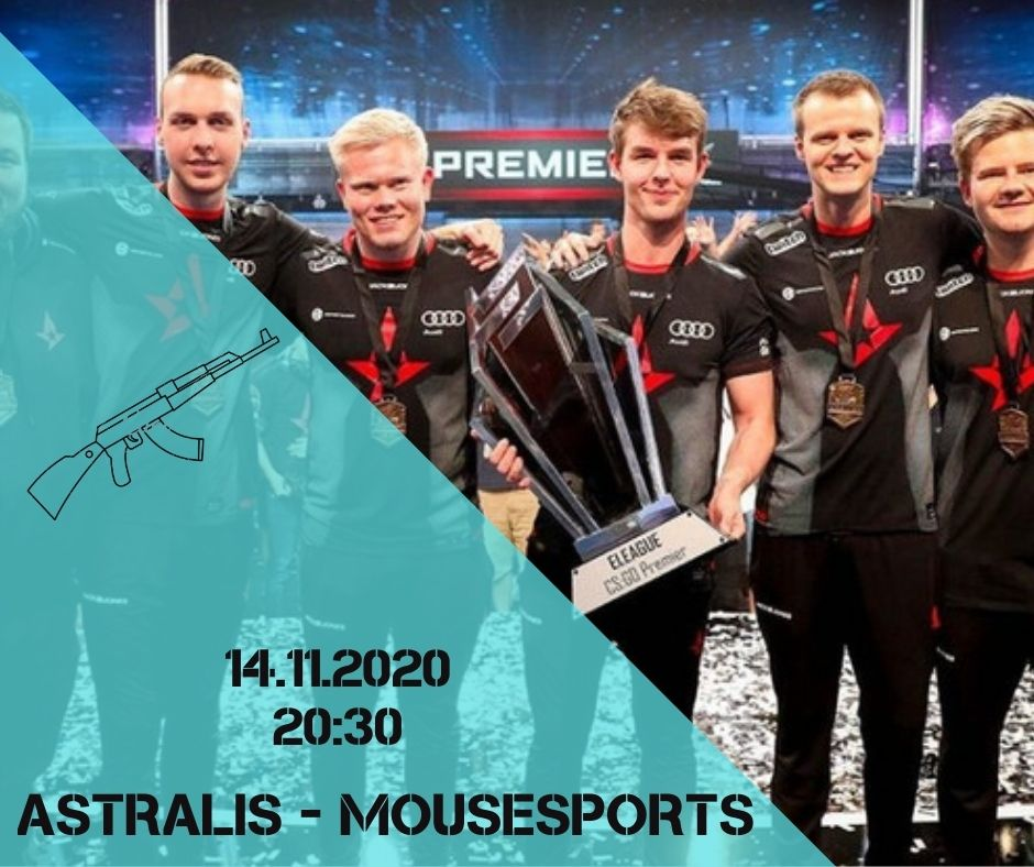 Astralis - Mousesports
