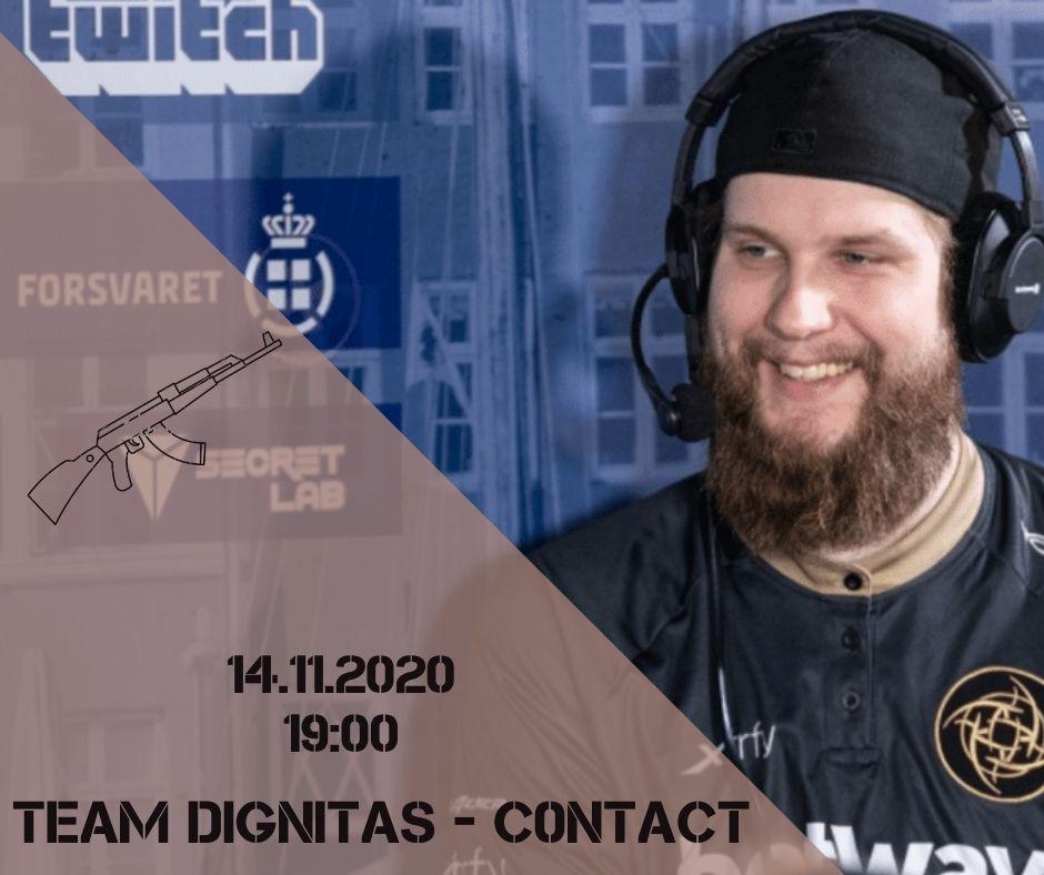 Team Dignitas - c0ntact