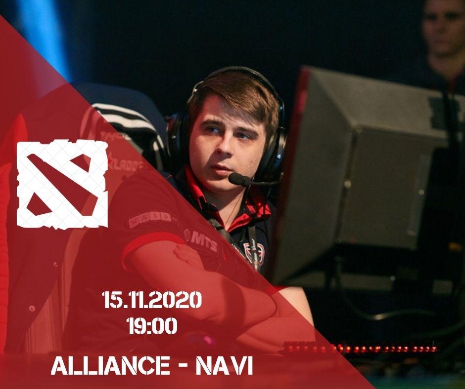 Alliance - Natus Vincere