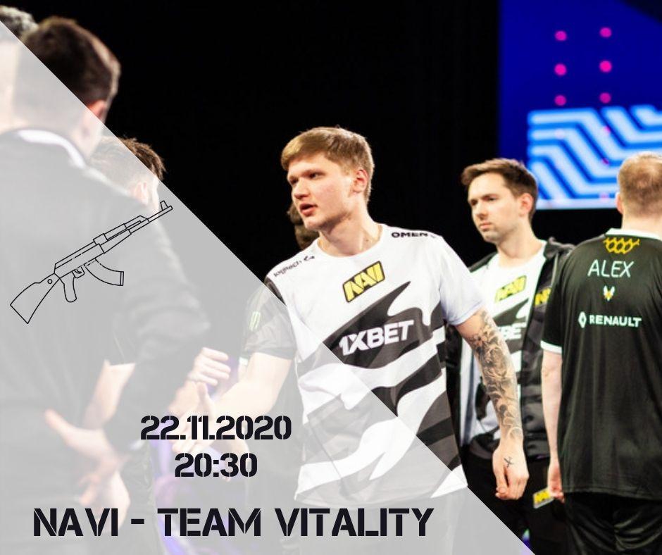 Natus Vincere - Team Vitality