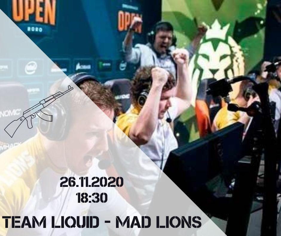 Team Liquid - MAD Lions