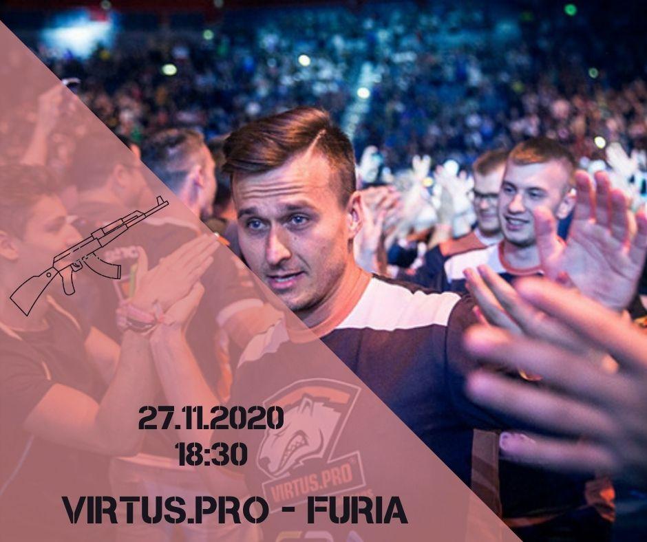 Virtus.pro - FURIA