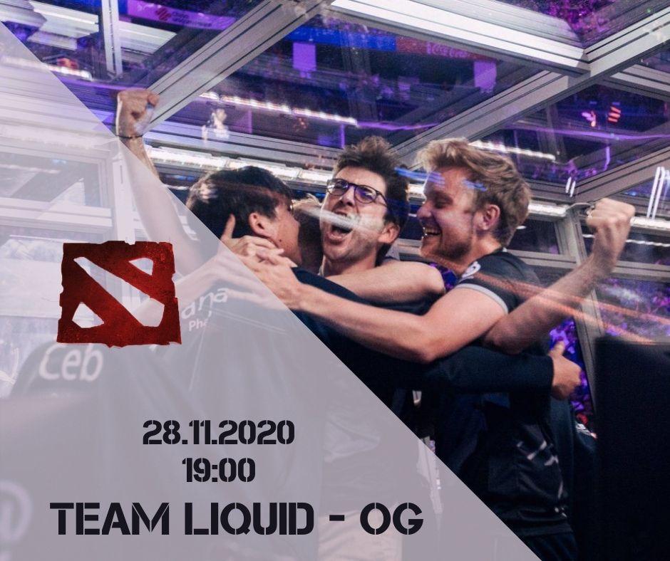 Team Liquid - OG