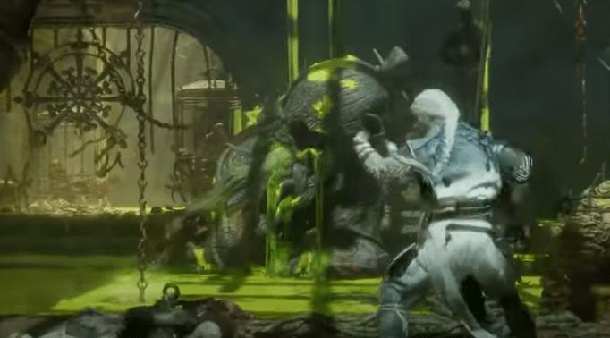 Ставки на Mortal Kombat