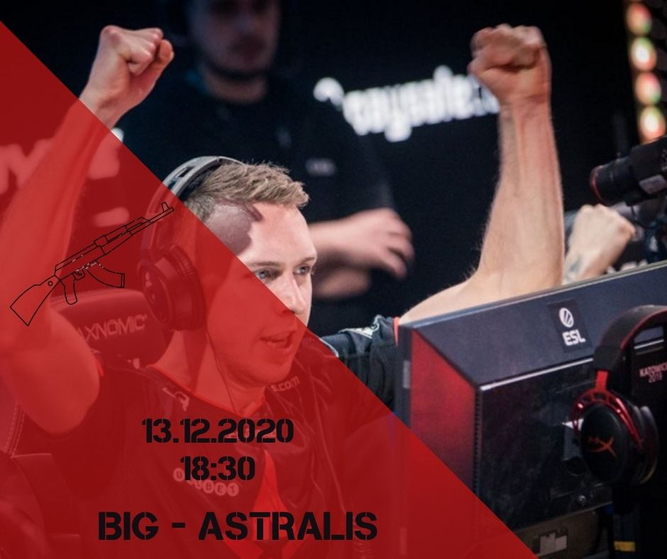 BIG - Astralis