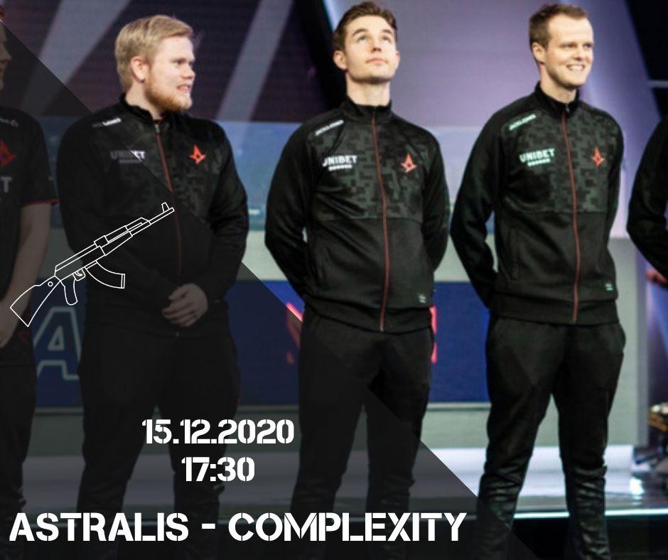 Astralis - CompLexity