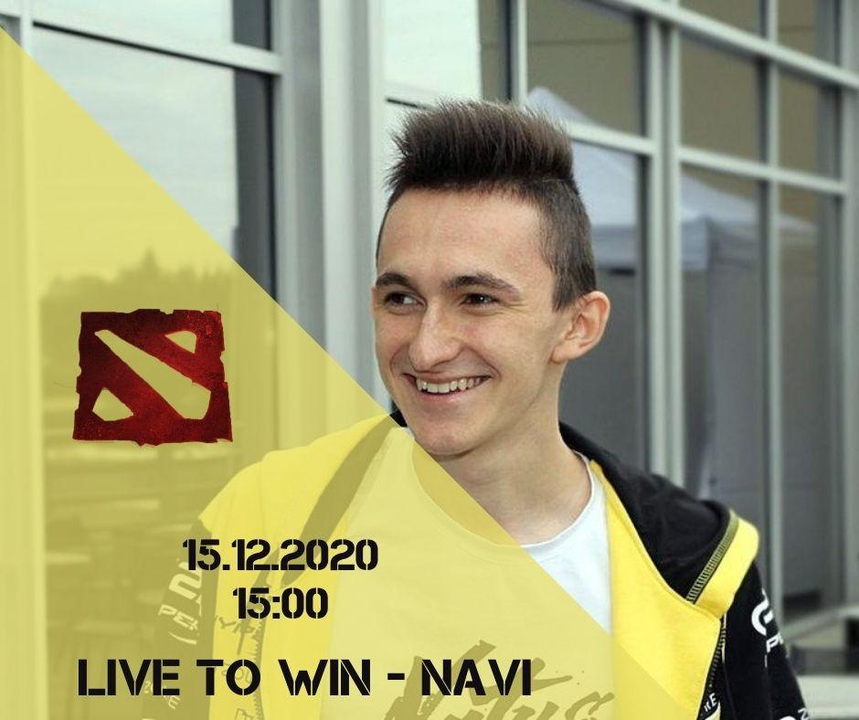 Live to Win - Natus Vincere