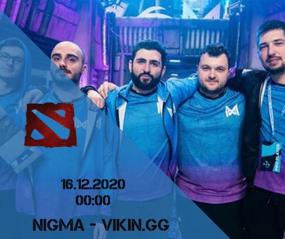 Nigma - ViKin.gg