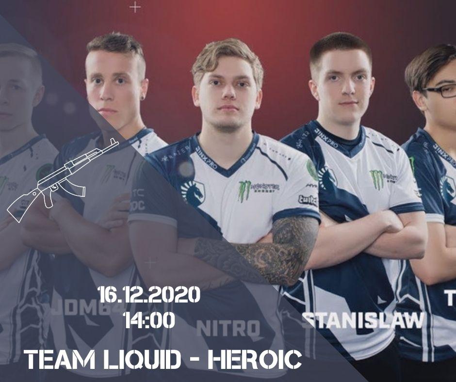 Team Liquid - Heroic