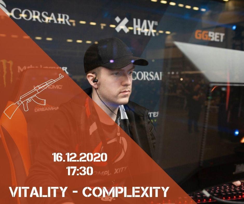 Team Vitality - CompLexity