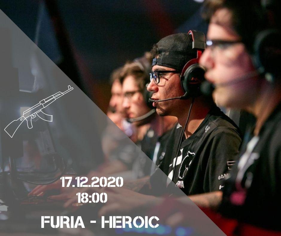 FURIA - Heroic