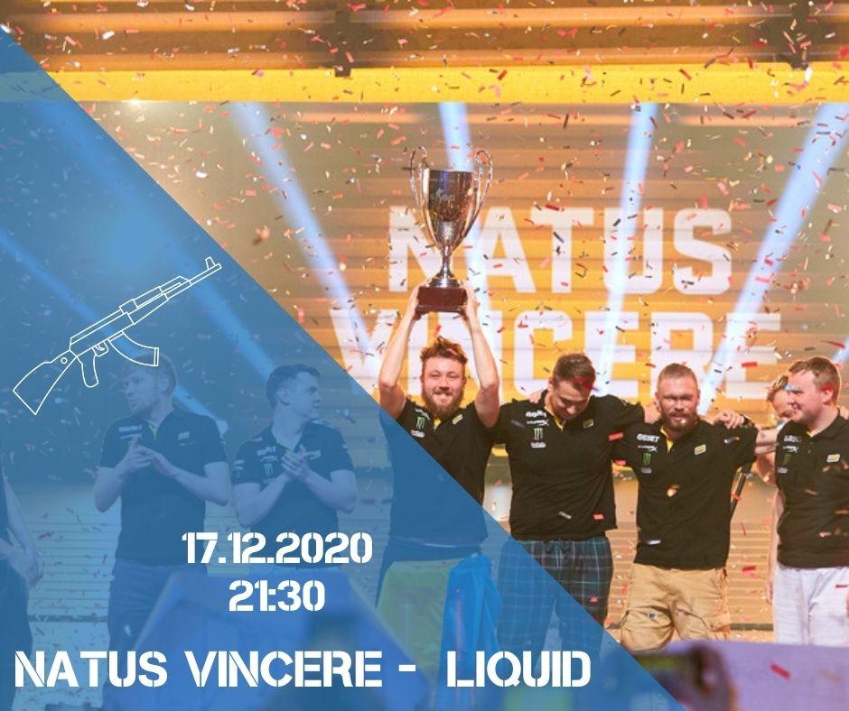 Natus Vincere - Team Liquid