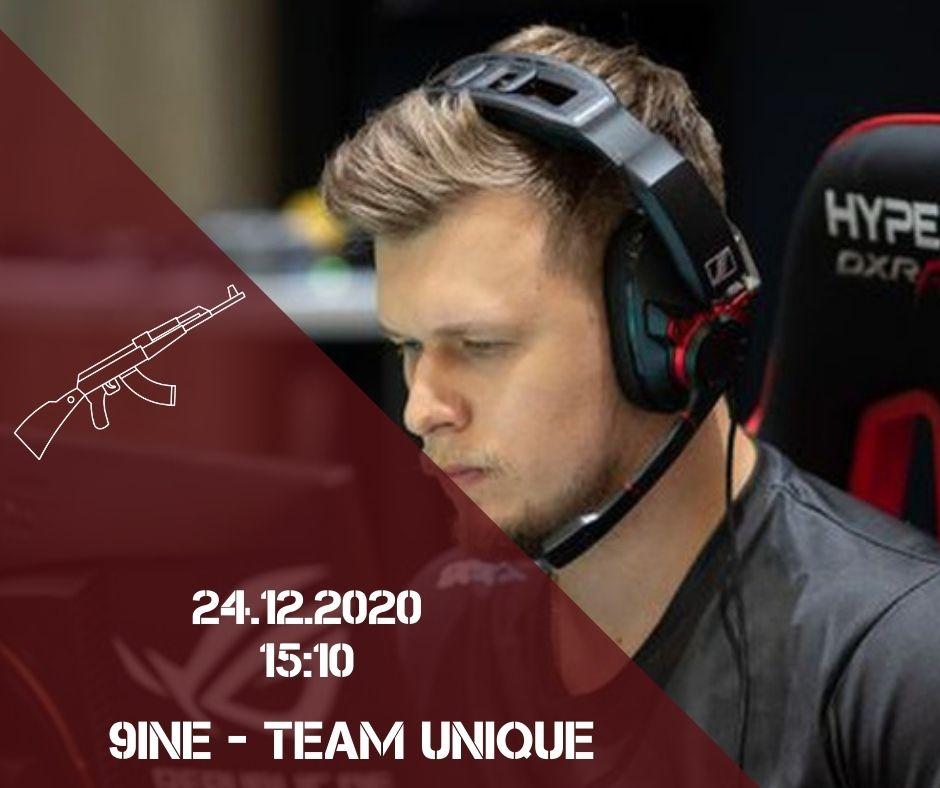 9INE - Team uNiQUE