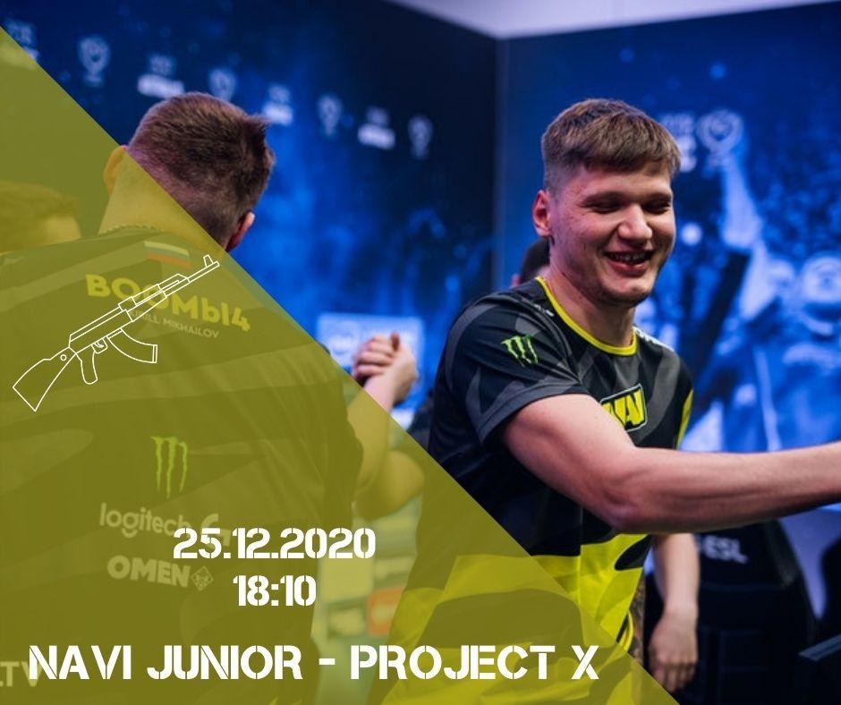 Natus Vincere Junior - Project X
