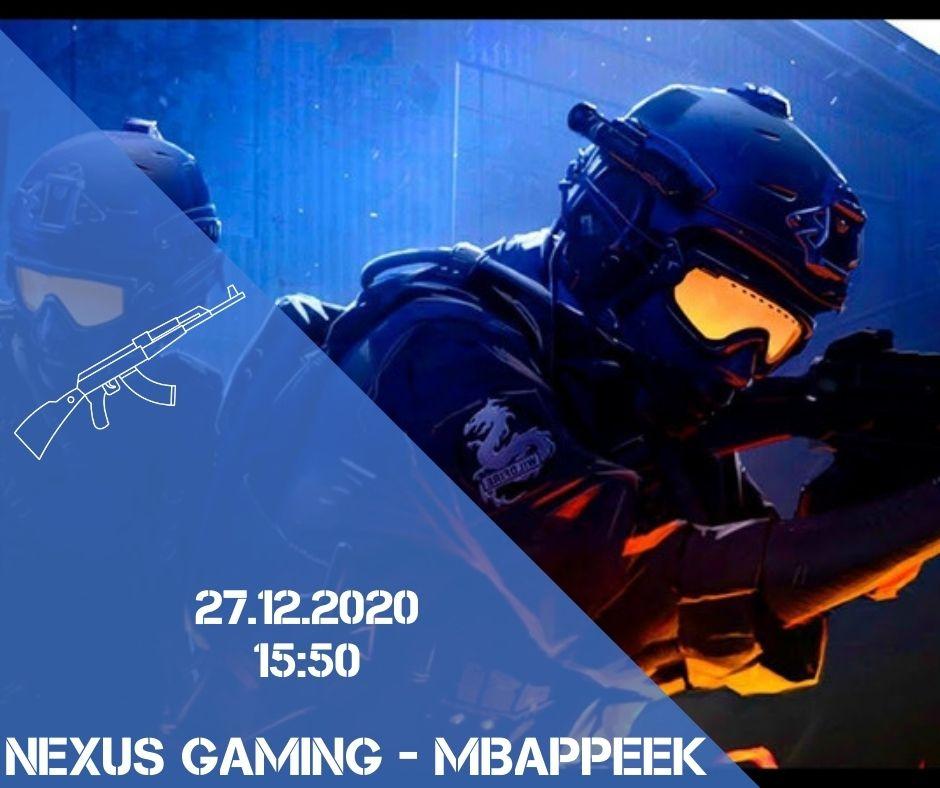 Nexus Gaming - MBAPPEEK