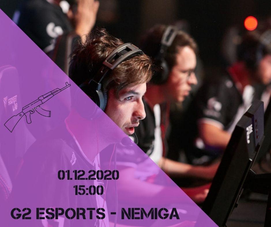 G2 eSports - Nemiga