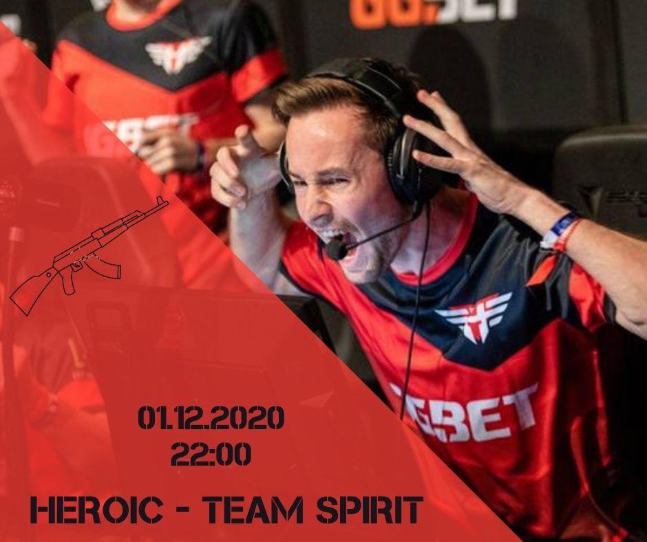 Heroic - Team Spirit