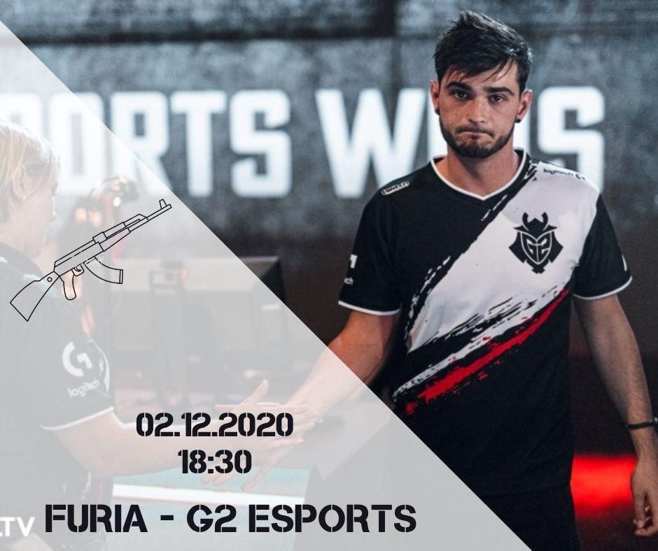 FURIA - G2 eSports