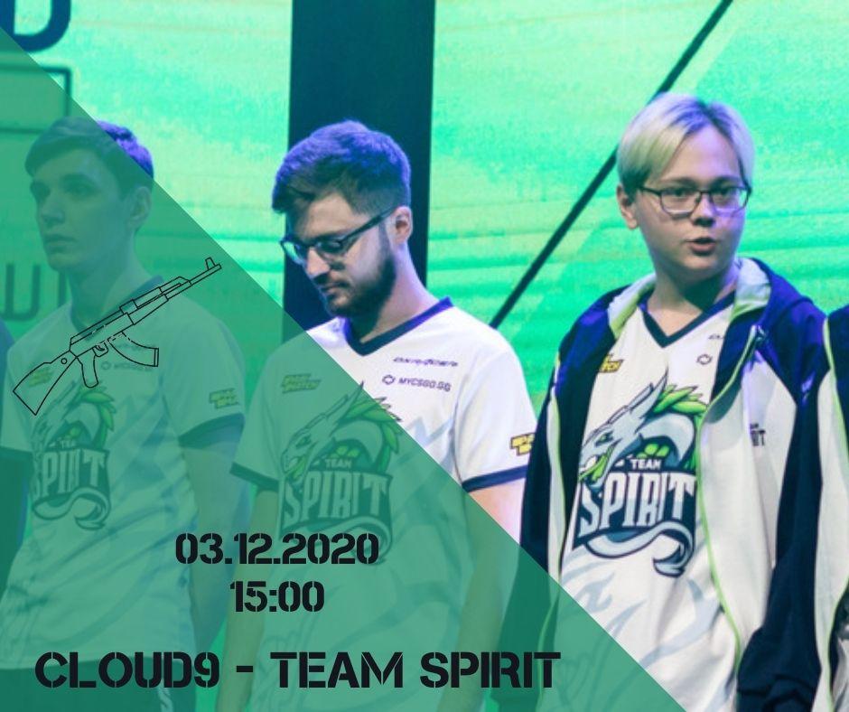 Cloud9 - Team Spirit