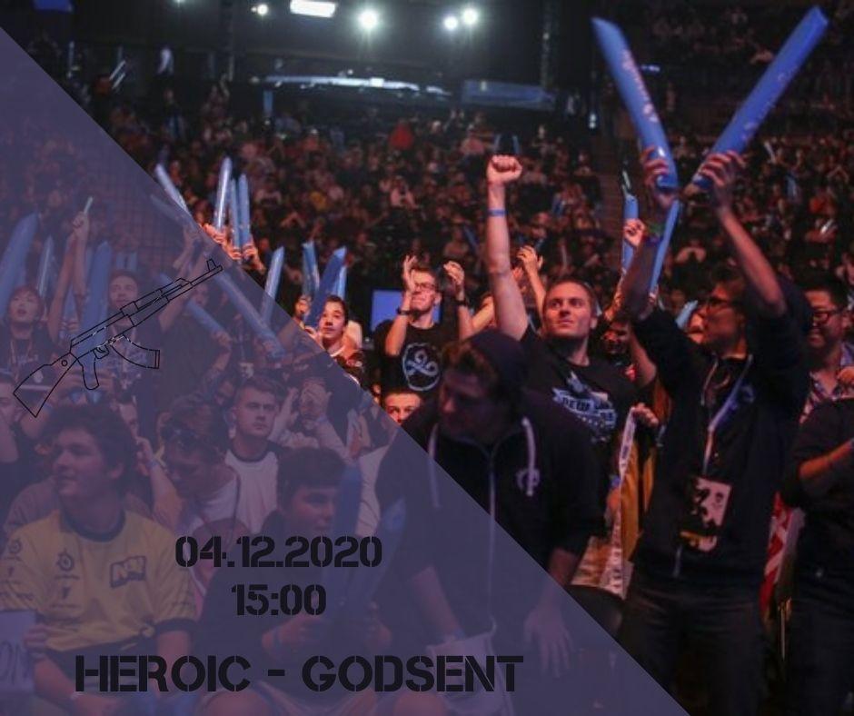 Heroic - GODSENT
