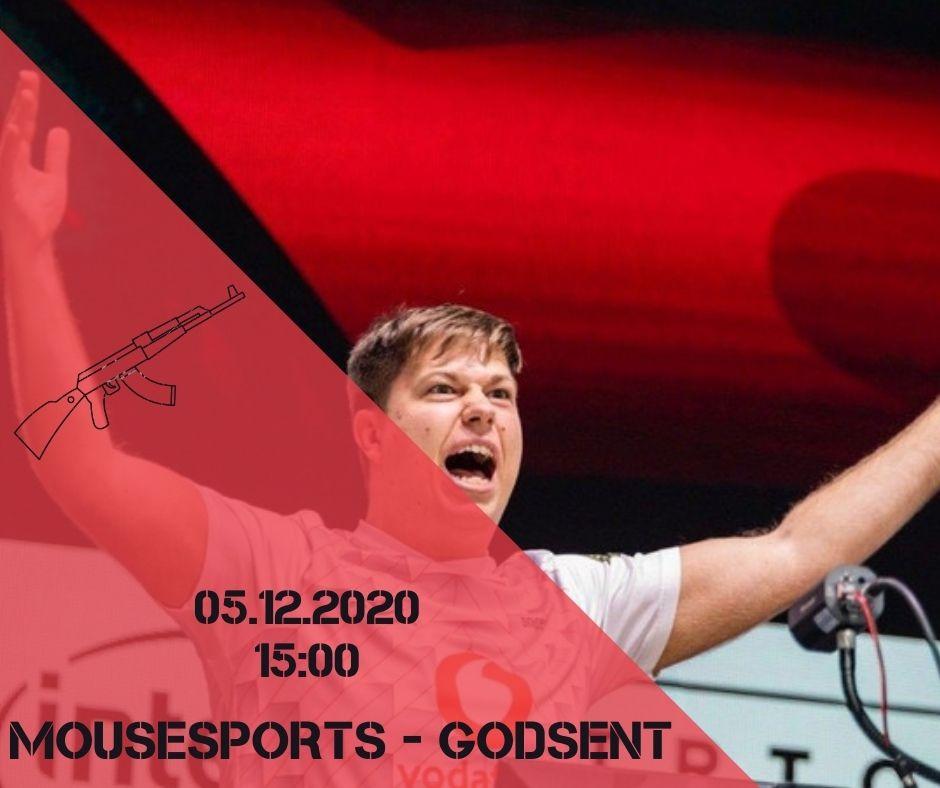 Mousesports - GODSENT