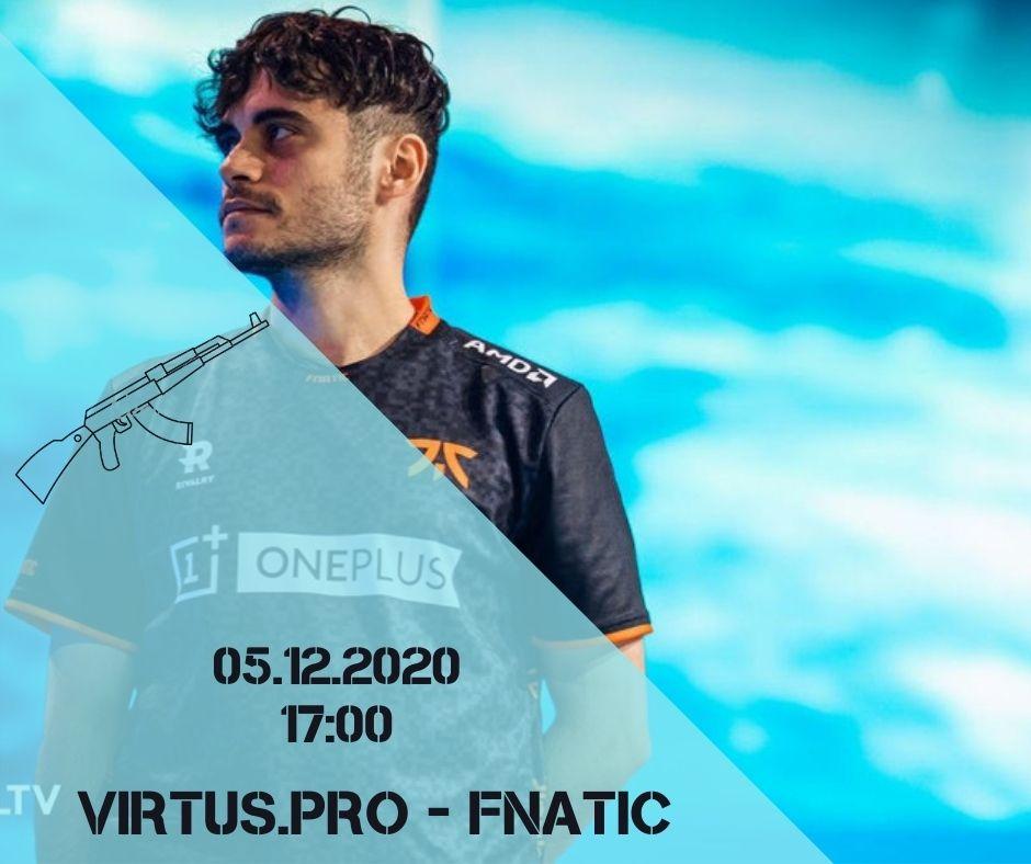 Virtus.pro - Fnatic
