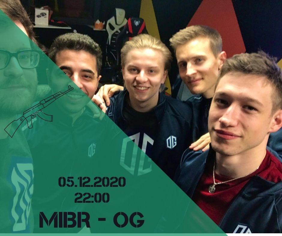 MiBR - OG