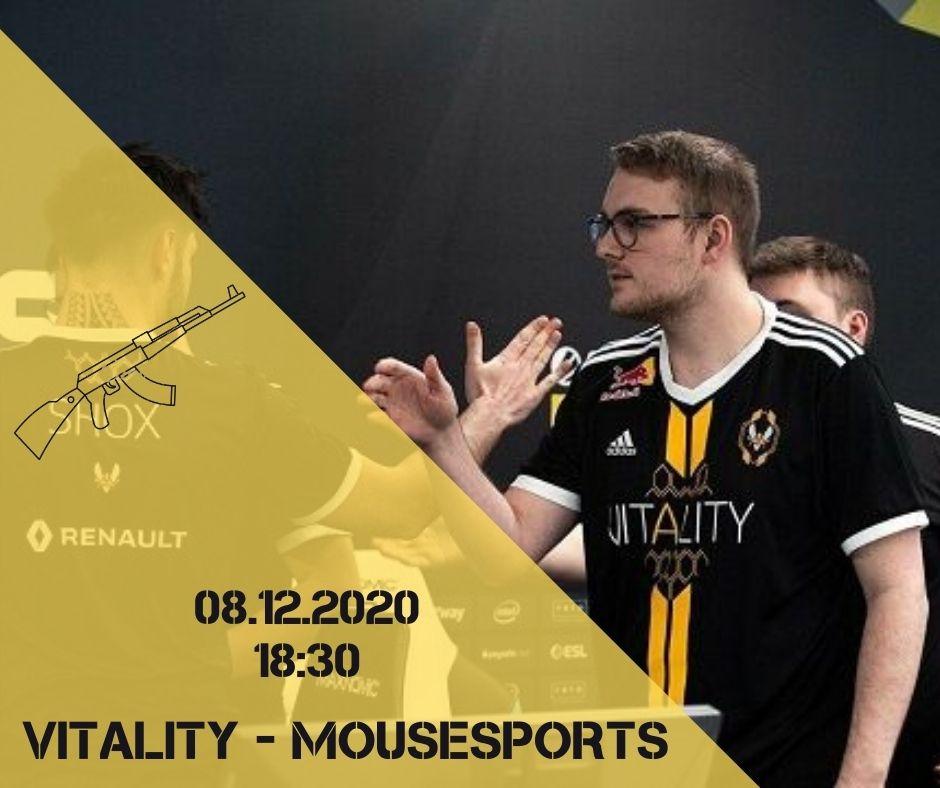 Team Vitality - Mousesports